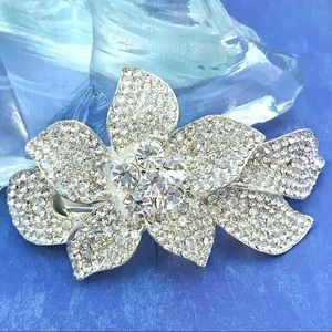 Jim Ball Accessories - Austrian Crystal Barrette